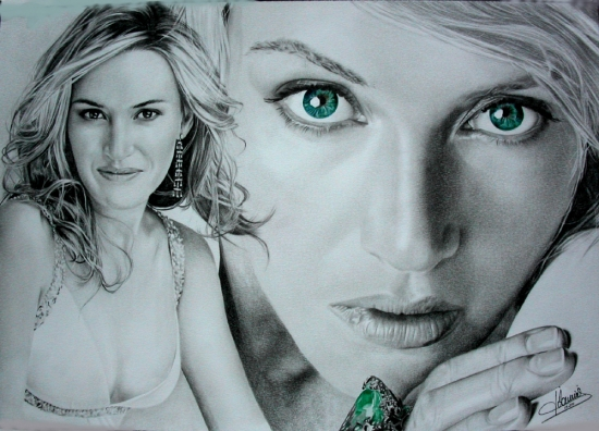 Kate Winslet by Domine